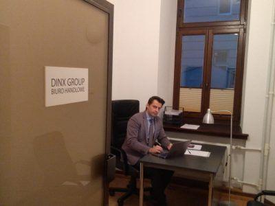 Biuro w warszawie Dinx Group